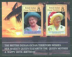 British Indian Ocean - 2000 Elizabeth Block MNH__(TH-8341) - British Indian Ocean Territory (BIOT)