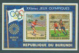 Burundi - 1972 Olympia Block MNH__(TH-987) - 1970-79: Nuevos