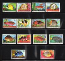 Cocos Islands - 1979 Fishes MNH__(TH-2303) - Cocos (Keeling) Islands