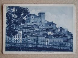 Vt1068)  Soriano Nel Cimino - Panorama - Viterbo