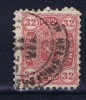 Finland: 1875, Mi 18 A Used.