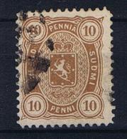 Finland: 1875, Mi 15 B  Used.