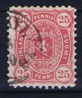 Finland: 1875, Mi 17 Used.