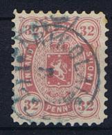 Finland: 1875, Mi 18 A X Used.
