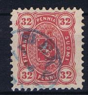 Finland: 1875, Mi 18 A Y Used.
