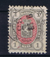Finland: 1875, Mi 19 B  Used.
