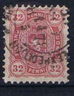 Finland: 1875, Mi 18  Used.