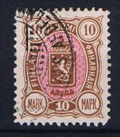 Finland: 1889, Mi 34 A  Used.