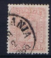 Norway: 1863, Mi   9 Used - Gebruikt