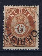 Norway: 1872, Mi  20 Used - Gebruikt
