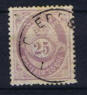 Norway: 1877, Mi  28 Used