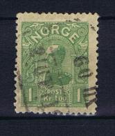 Norway: 1907, Mi  67 Used
