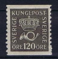 Sweden  1921 , Mi 204 MH/*