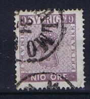 Sweden 1858  , Mi 8A Used - Sweden
