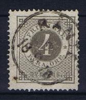 Sweden 1872  , Mi 18 A Used , - Sweden