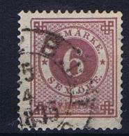 Sweden 1886  , Mi 33  Used , - Zweden