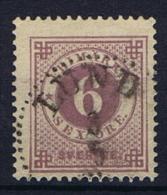 Sweden 1886  , Mi 33  Used ,