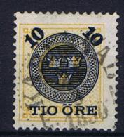 Sweden 1889  , Mi 40  Used ,
