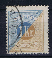 Sweden Postage Due , Mi 10 A  Used - Strafport