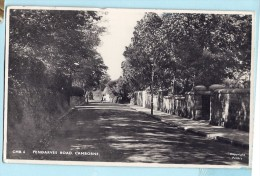 Pendarves Rd Camborne Cornwall UK 1953 - Sonstige