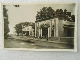 CP Afrique -   Centraficaine  -  République De BANGUI  - Oubangui Chari  Boulevard De Gaulle  1953 ( France Gongo ) - Zentralafrik. Republik