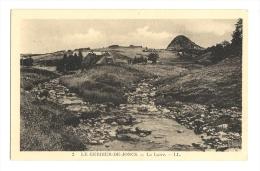 Cp, 42, Le Gerbier-de-Joncs, La Loire - Unclassified