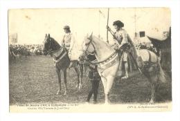 Cp, 60, Compiègne, Fêtes De Jeanne D'Arc, Le Roi Charles VII - Compiegne