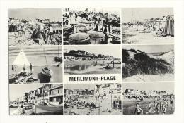 Cp, 62, Merlimont, Multi-Vues - Autres Communes