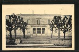 CPA Civray, Hôtel De Ville - Civray