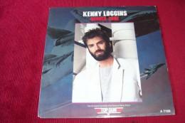 KENNY LOGGINS  °  DANGER ZONE - Discos De Vinilo