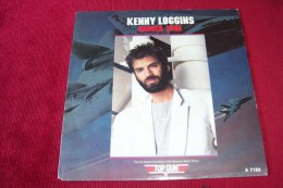KENNY LOGGINS  °  DANGER ZONE - Vinyl Records