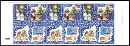 (061) Sweden / Suede  1991  Christmas Discount Booklet / Carnet / Rabattheftchen  ** / Mnh  Michel MH 165 - Schweden