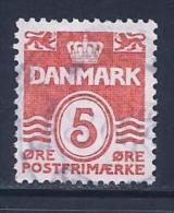 Denmark, Scott # 793 Used Numeral, 1989 - Denmark
