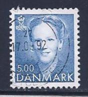 Denmark, Scott # 904 Used Queen Margrethe, 1992 - Denmark