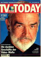 TV  Today  Zeitschrift  -  2.9. 1995  -  Mit Sean Connery Interview  -  Die Dunklen Geschäfte Der Video-Mafia - Film & TV