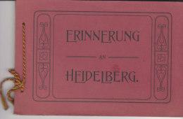 ERINNERUNG HEIDELBERG - Bade-Wurtemberg