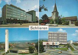 Schweiz - 8952 Schlieren - Alte Ansichten - ZH Zurich