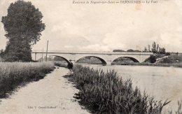 - CPA - 10 - BERNIERES - Le Pont - 744 - Zonder Classificatie