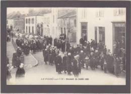 Vendee - Poiré Sur Vie - Souvenir Du Jubilé 1926 - Poiré-sur-Vie
