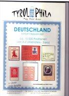 Tyrol Phila Vendita Generale. - Cataloghi Di Case D'aste