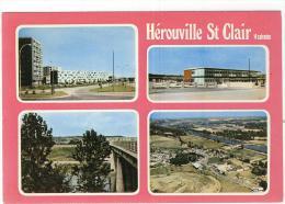 1 Cpsm Herouville Saint Clair - Herouville Saint Clair