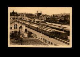 50 - GRANVILLE - Gare - Train - Granville