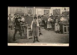 50 - GRANVILLE - Ecole Professionnelle - Atelier - Granville