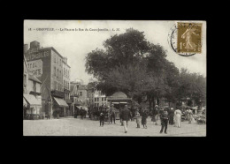 50 - GRANVILLE - Rue Du Cours-Jonville - Granville