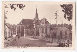 Cpa SAINT DIZIER Eglise De Lancue Enfants A La Pose  - Piat Marchand Ed - Saint Dizier