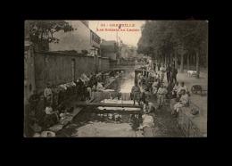 50 - GRANVILLE - Lavoir - Lavandières - Soldats - Granville