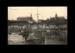 50 - GRANVILLE - Port - Tempête - Naufrage - Granville