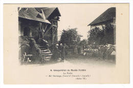 LE ROUGEVIN  INAUGURATION DU MUSEE FOTETIN - France