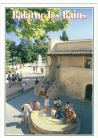 1 Cpsm Blarue Les Bains - Francia