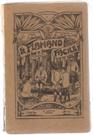 Le Flamand (néerlandais) Facile Par Tordeurs Ed H.Dessain 1940 - Libros, Revistas, Cómics